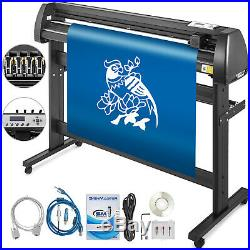 Vinyl Cutter Plotter Cutting 53 Sign Maker Graphics Software Bundle Usb Port