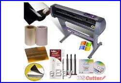 Vinyl Cutter Plotter Machine 28-Inch with Stand and VinylMaster Cut Software New