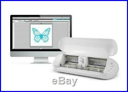 Vinyl Cutter Plotter New Sing Cut Blades Software Electronic Cutting Tool White
