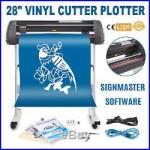 Vinyl Cutter Plotter Sign Cutting 28 Sticker Business Software Bundle Print