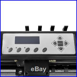 Vinyl Cutter Plotter Sign Cutting 53 4 Pinch-rollers Software Bundle Cut Device