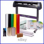 Vinyl Cutter Sign Cutting Plotter Kit Software Contour Cut Device Winpcsign