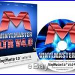 Vinyl Cutter Software for Sign Cutters VinylMaster Letter V4
