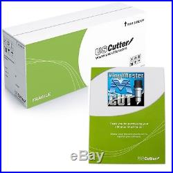 Vinyl Cutter USCutter MH 34in BUNDLE Sign Making Kit Design & Cut Software Tools