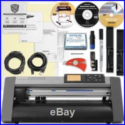 Vinyl Cutter WithOracal Vinyl 15 Desktop With$2100 Software Included CE6000-40 Plus