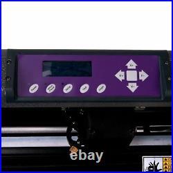 Vinyl Cutting Machine BUNDLE Sign Maker Kit Plotter Wide Printer with Software