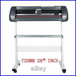 Vinyl Cutting Plotter 720mm Sign Cutters 28Printer Sticker Artcut free software