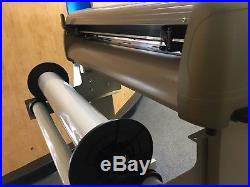 Vinyl Express Lynx Vinyl Cutter Plotter S-60 withStand Includes Software/Dongle