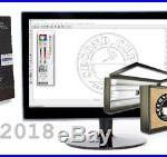 Vinyl cutter Expert GCC II Sign Making software. Make money creating signs