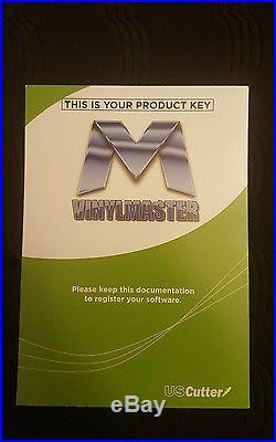 VinylMaster Cut for Vinyl Cutter Design Software (download only)