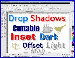 VinylMaster LETTER Vinyl Cutter Graphic Design/Print Software V4.3 (Digital)