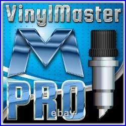 VinylMaster Pro Vinyl Cutter Graphic Design/Print Software V4.3 PC, Digital Do
