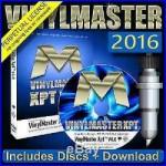 VinylMaster Xpt for Vinyl Cutter Sign Cutting Plotter WithCut Software Design/Cut