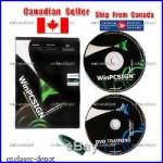 WinPCSIGN 2012 Basic Software W Contour Cut for Vinyl Cutter Cutting Plotter