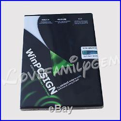 WinPCSIGN Basic 2009 Sign Making Software For Cutter Plotter Vinyl Cutter